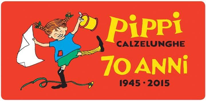 Pippi Långstrump - Pippi compie 70 anni - 1945-2015