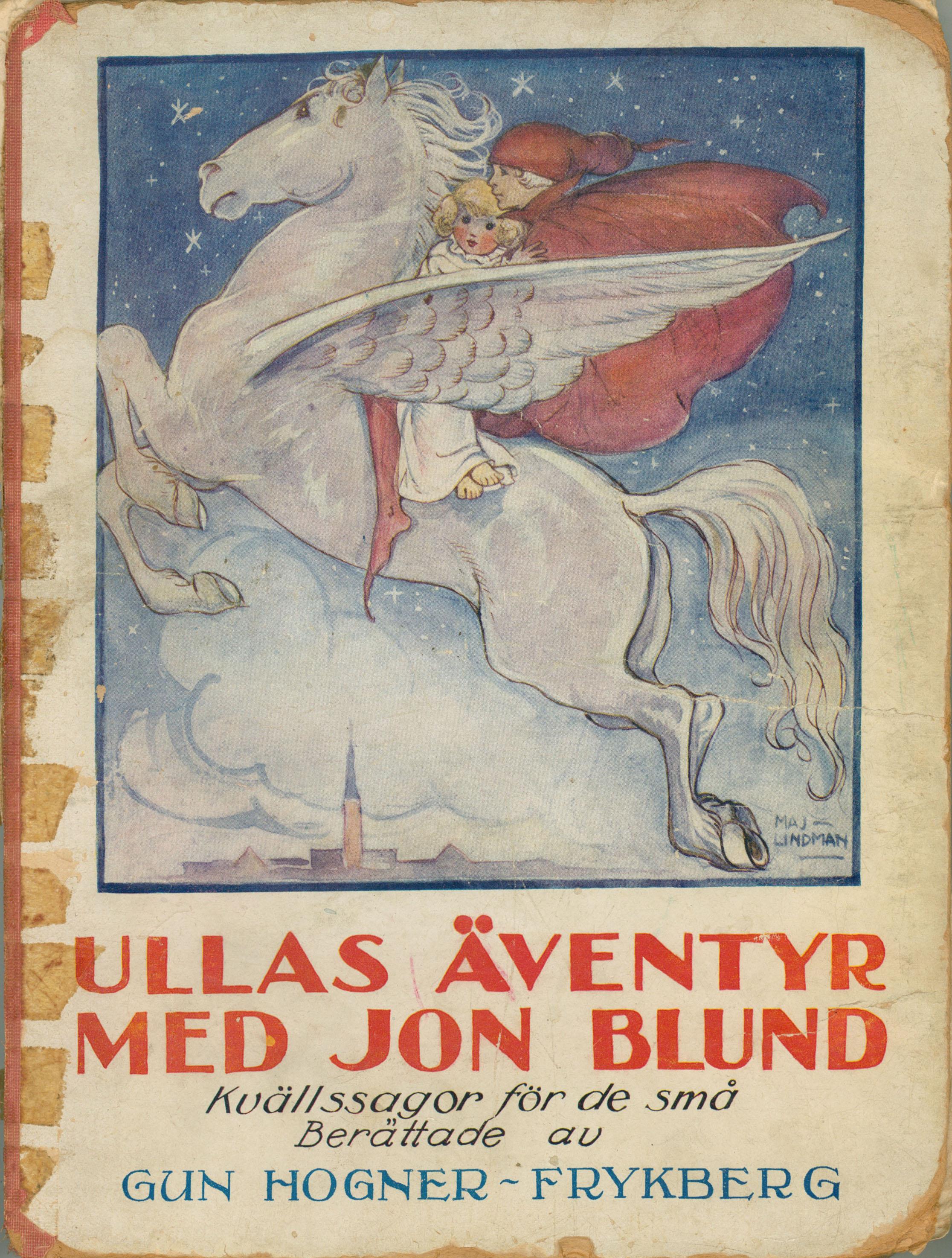 Ullas äventyr med Jon Blund - 1925