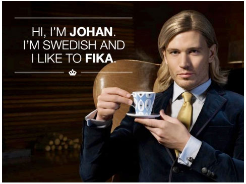 I like to Fika