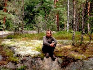 Nel bosco di Blidö
