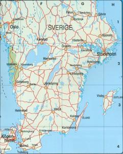 Bohuslän - regione