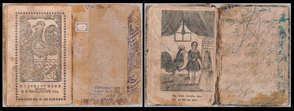 ABC-böcker - Printed 1784 1863 - Umeå University Library Digital Collection
