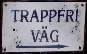 Monteliusvägen - Trappfri väg