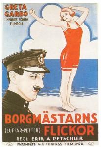 Borgmästarns Flickor - Luffar Petter - Peter the Tramp (1922)