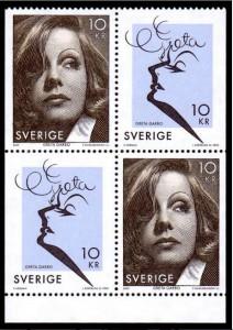 Garbo - francobolli
