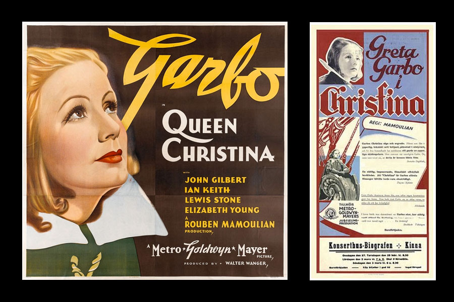 Queen Christina US-SWE