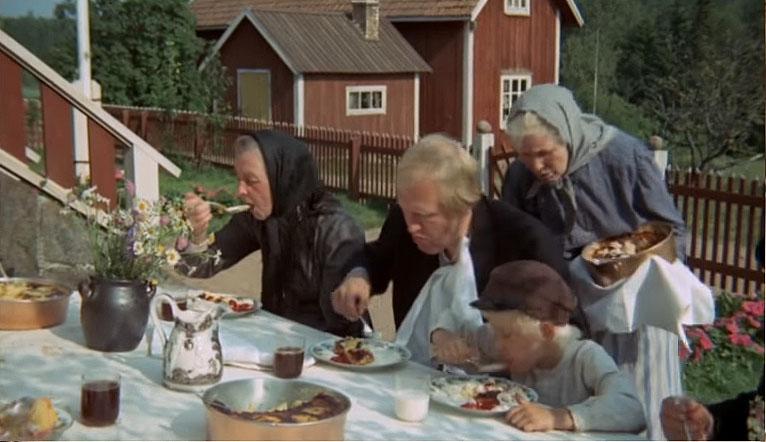 Astrid Lindgren - Emil i Lönneberga - Kalas i Katthult  - Regia Olle Hellbom