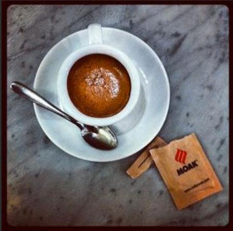 Espresso del Sosta caffè