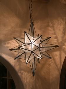 Moravisk stjärna i glas