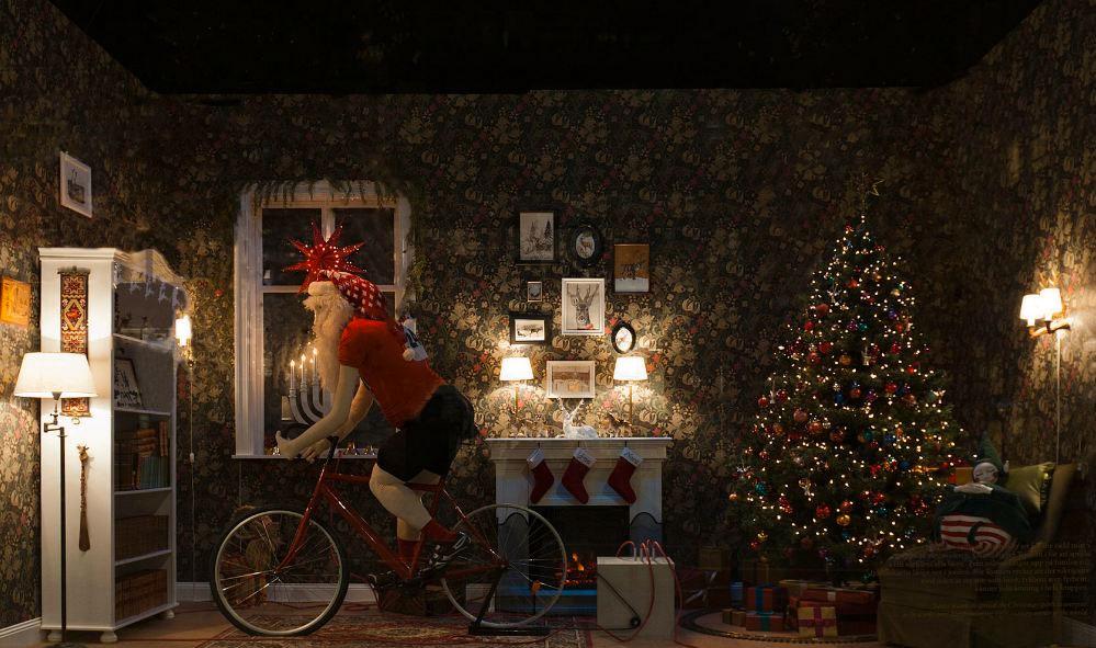 NK's julskyltning 2011
