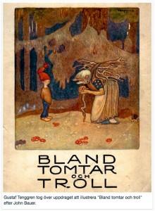 Gustaf Adolf Tenggren - Bland tomtar och troll