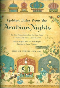 Golden Tales from the Arabian Nights - 1957