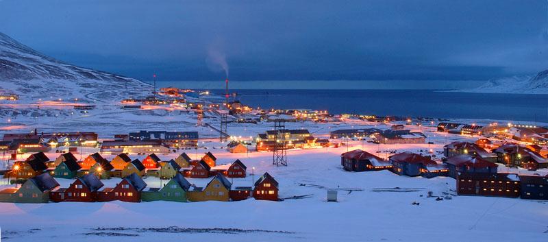 Longyearbyen - LINK