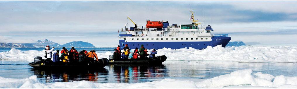 Polarquest - Svalbardsresa
