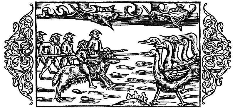 Tranedagen - Historia om de nordiska folken