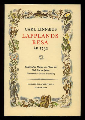 Lapplandsresan - boken