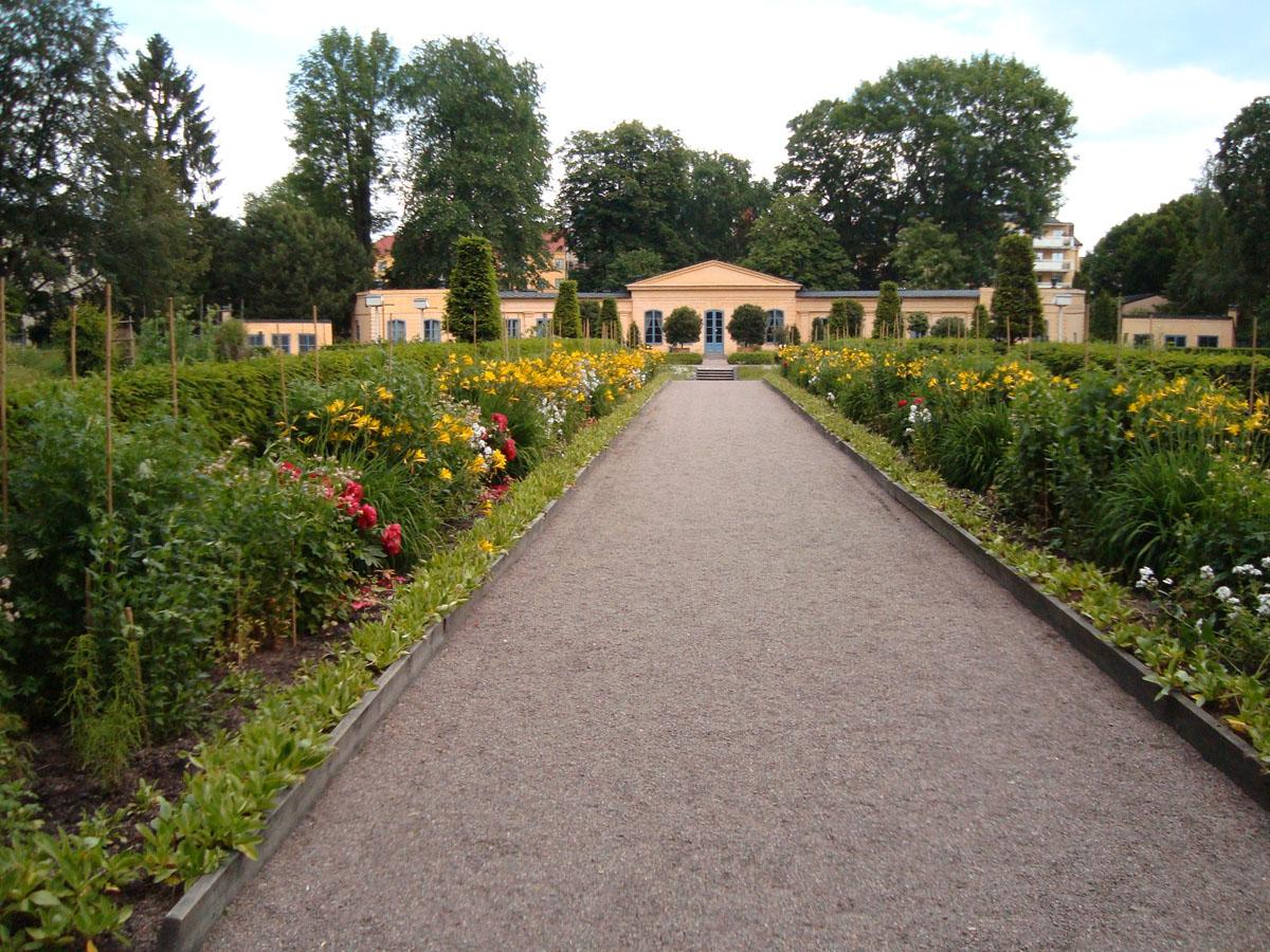 Linneträdgården i Uppsala 2