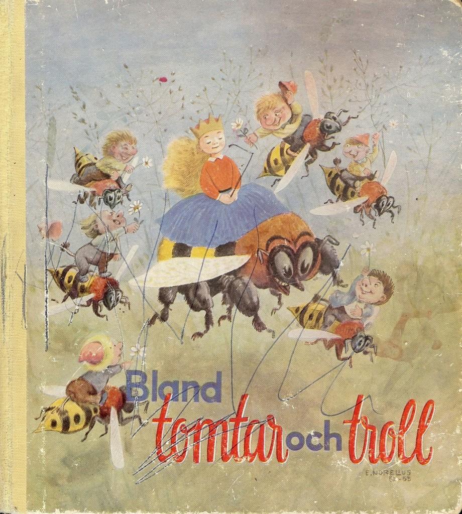 Einar Norelius - Bland Tomtar och Troll - 1953