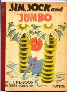 Einar Norelius - Jim Jock and Jumbo - 1946