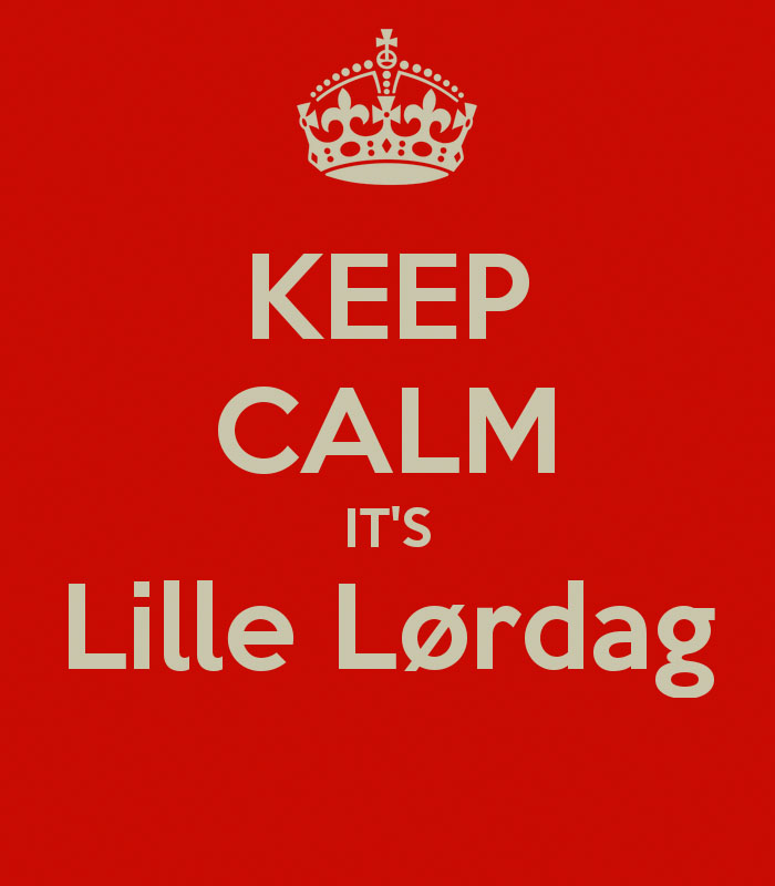 Lill-Lördag - Keep Calm