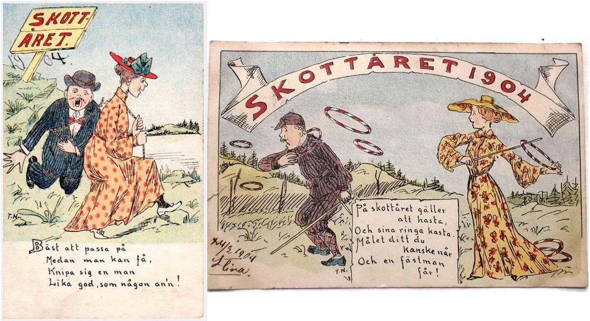 Skottår 1904 - Tage Nilsson