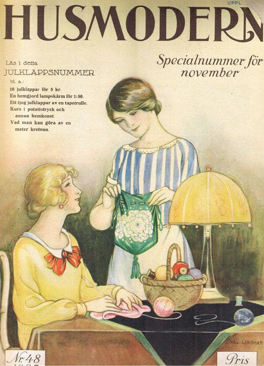 Maj Lindman - Husmodern 2