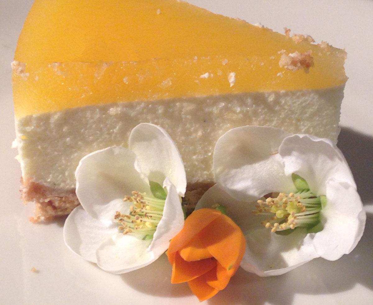 Cheese cake - fetta