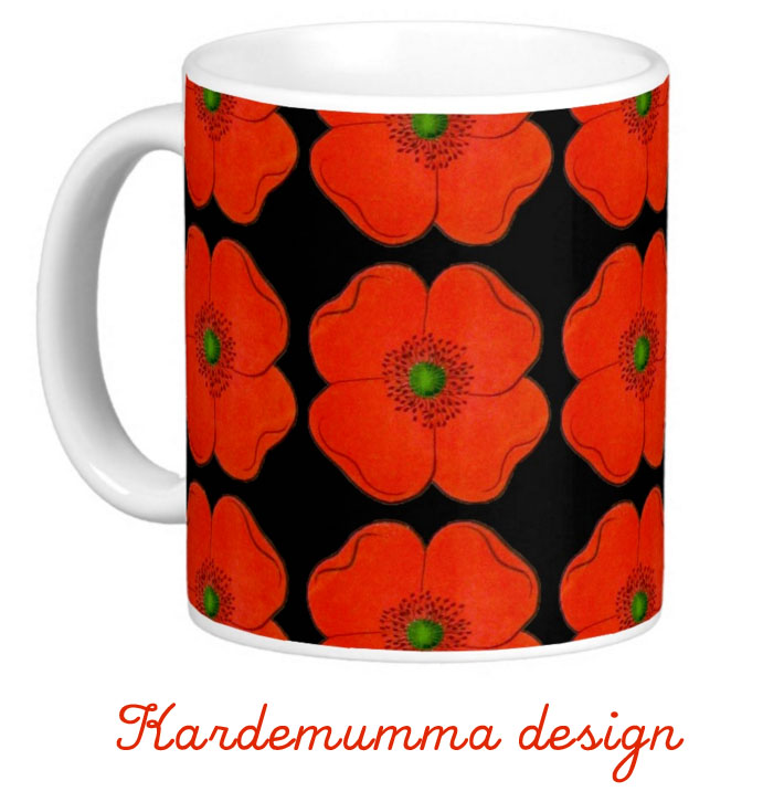 Kardemumma design - link Tazza