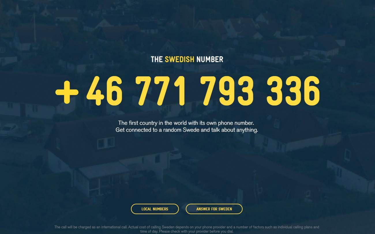 The svedish number