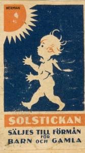 Einar Nerman - Solstickan