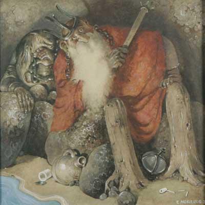 Einar Norelius - troll