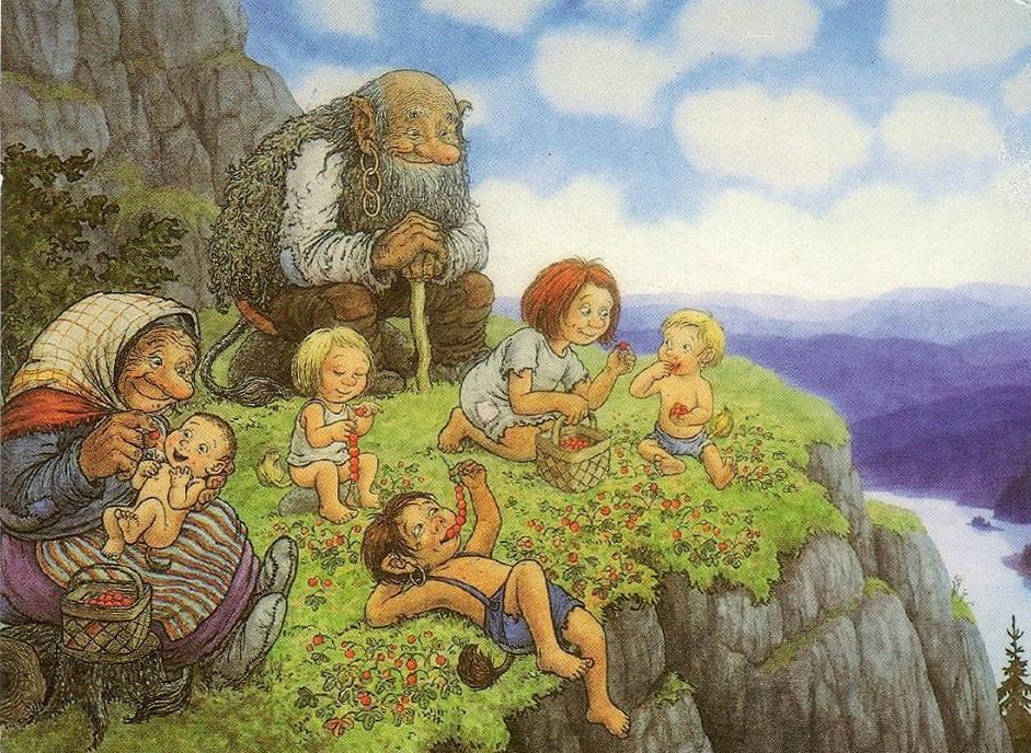 Rolf Lidberg - Troll