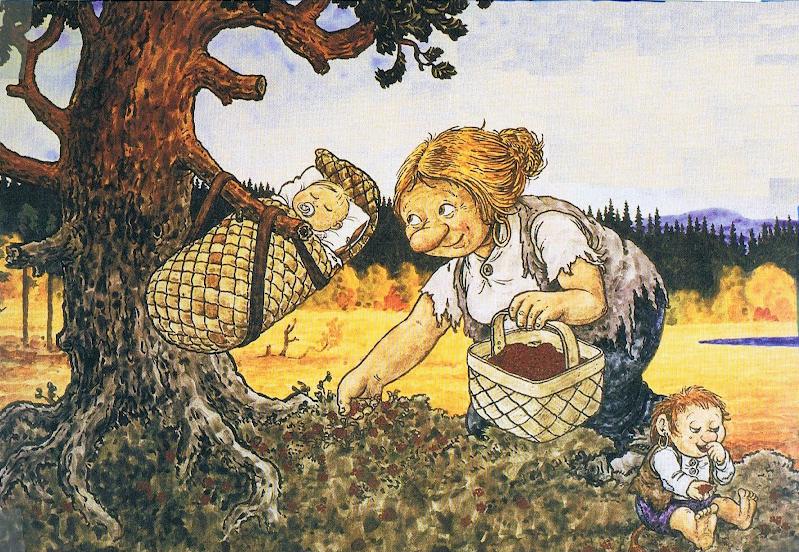 Rolf Lidberg - Trollmor