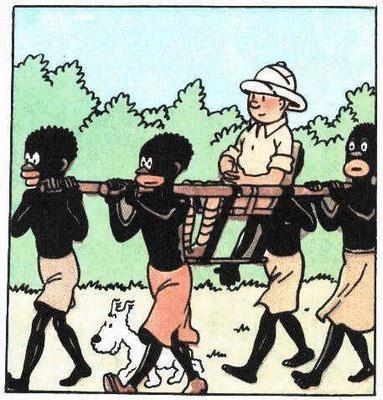 Hergé alias Georges Prosper Remi - Tintin i Kongo 2