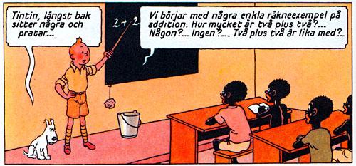 Hergé alias Georges Prosper Remi - Tintin i Kongo