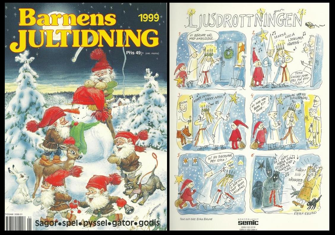 Barnens Jultidning - 1999