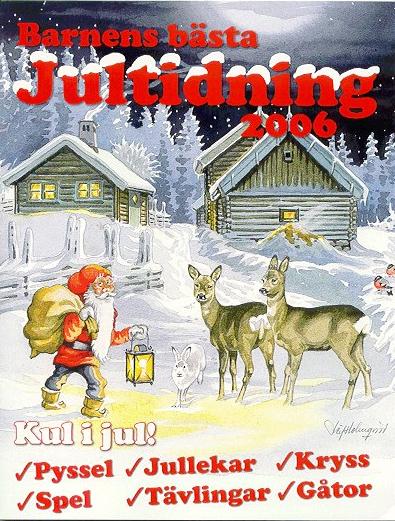 Barnens bästa Jultidning - 2006