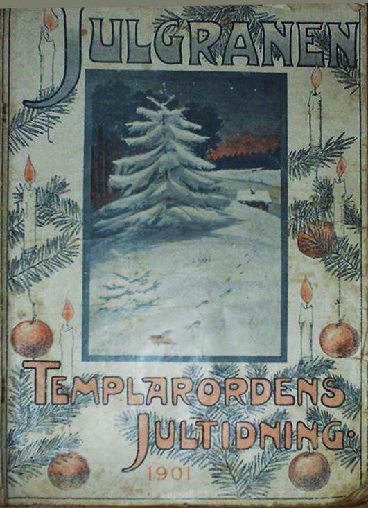 Julgranen - Templarordens Jultidning - 1901