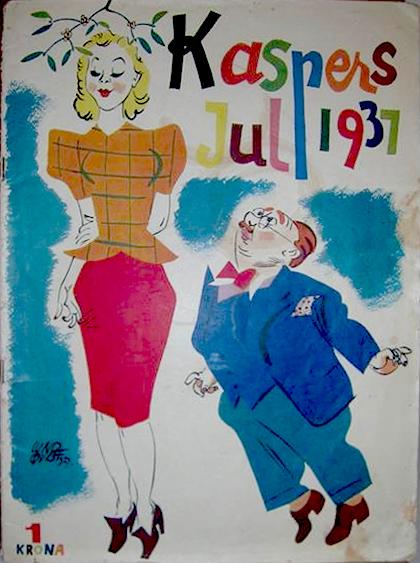 Kaspers Jul - 1937