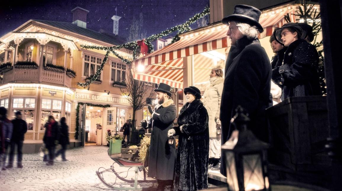 Liseberg - Gammaldags jul
