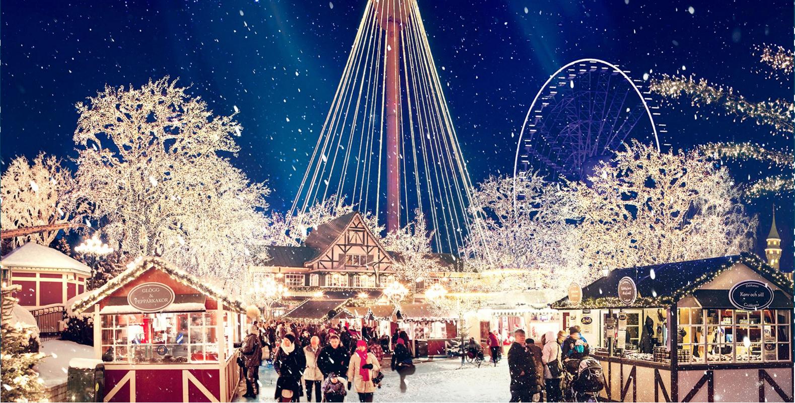 Liseberg - Julmarknad 2