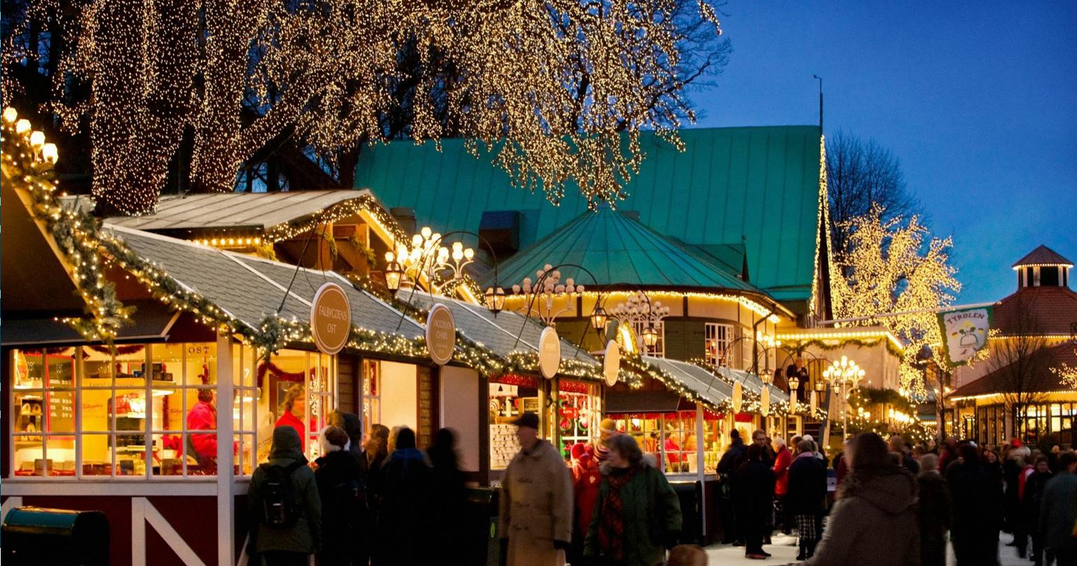Liseberg - Julmarknad