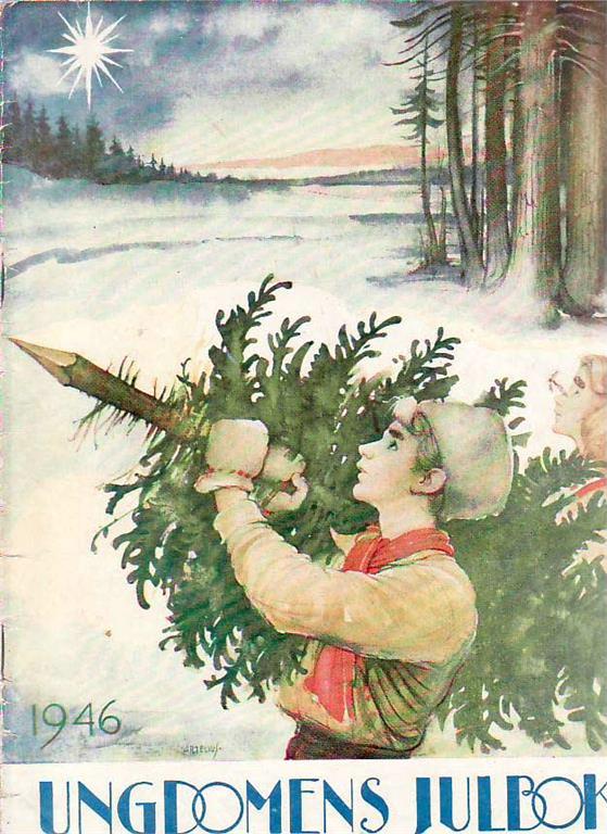 Ungdomens Julbok - 1946