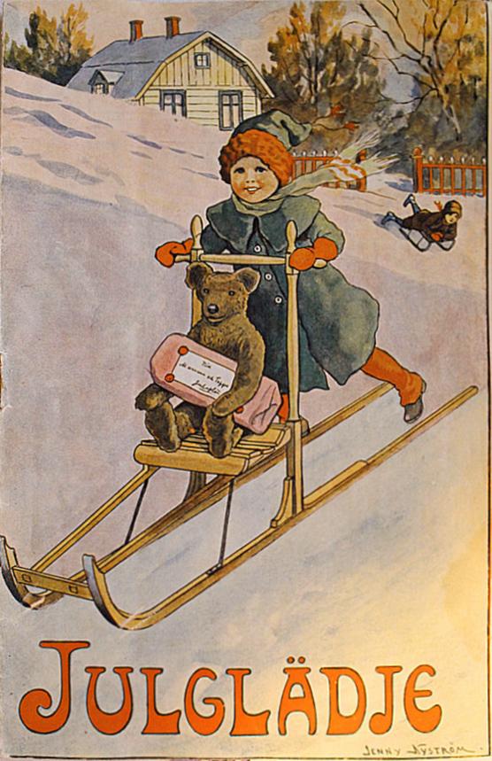 Julglädje - Jenny Nyström