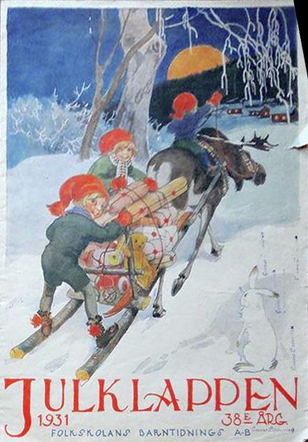 Julklappen - 1931