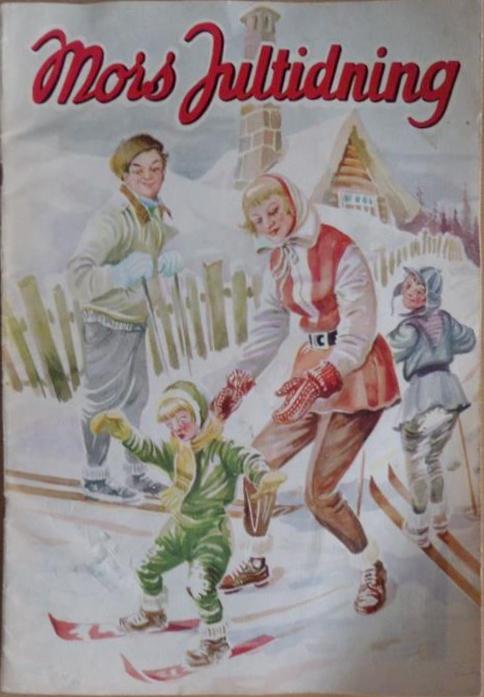 Mors Jultidning - 1958