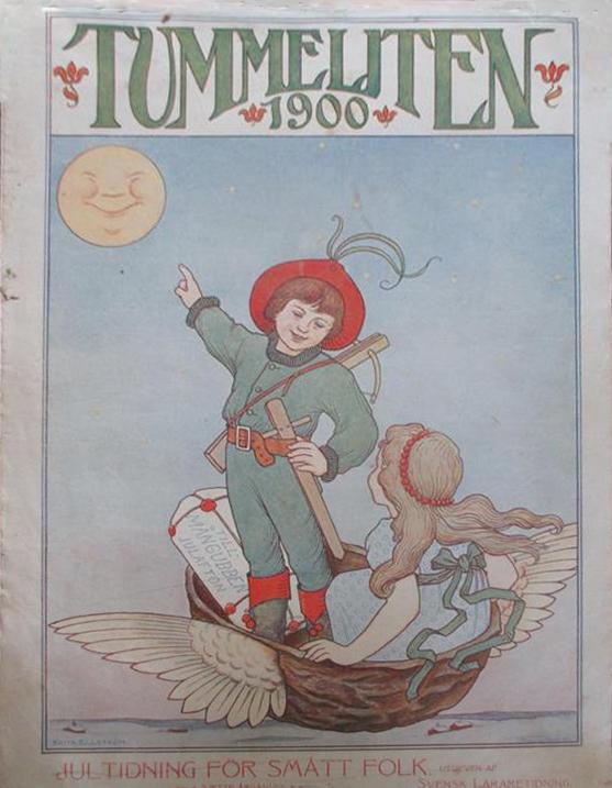 Tummeliten - Brita Ellström - 1900