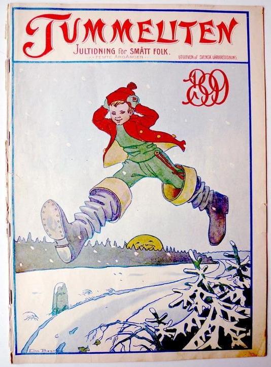Tummeliten - Elsa Beskow - 1899