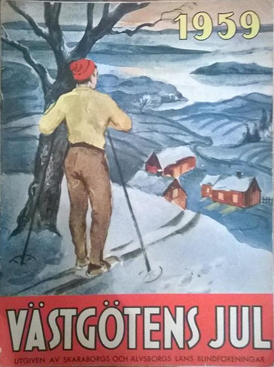 Västgötens jul - 1959