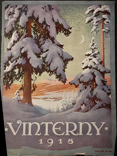 Vinterny - 1918